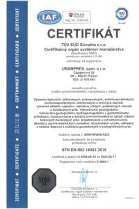 STN EN ISO 140001_2016