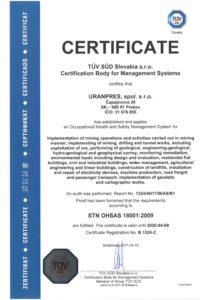 STN OHSAS 18001_2009 AJ